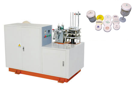 Automatic Cup Lid Machine
